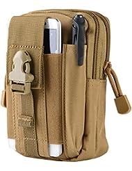 Menschwear Outdoor Tactical Holster Waist Belt Bag 12cm