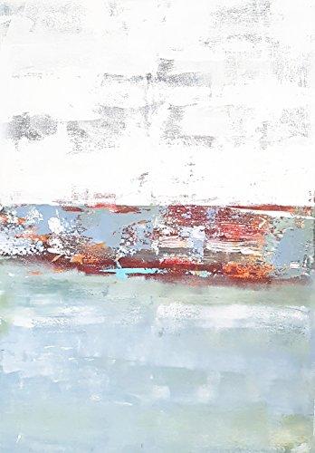 70x100cm Malerei Acryl auf Leinwand moderne abstrakte Kunst modernes Design Malerei moderne Acrylbilder auf Leinwand Acrylmalerei Gemälde Unikat abstrakt handgemalt Home Styling -