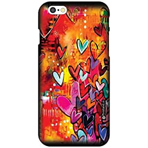 Apple iPhone 6 Back Cover ( Designer Printed Hard Case)