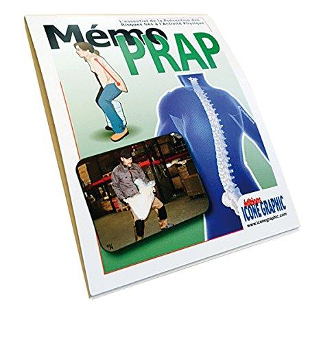 Livre L'essentiel de la Prévention des Risques liés a l'Activité Physique - Memo-PRAP par Icone Graphic