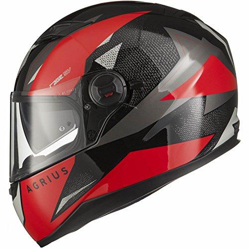 Agrius Rage SV Fusion - Casco de Moto Talla M