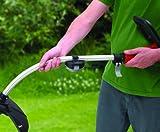 Black+Decker Elektro-Motorsense (800W, mit E-Drive Technologie, Kantenschnittfunktion, 6 Hochleistungsfäden) GL8033, schwarz orange - 12