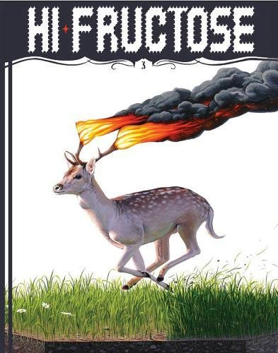 Hi-fructose Collected Edition Volume 3