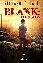 Blank: Threads (A Lincoln Delabar Action Adventure Thriller Book 2) (English Edition)