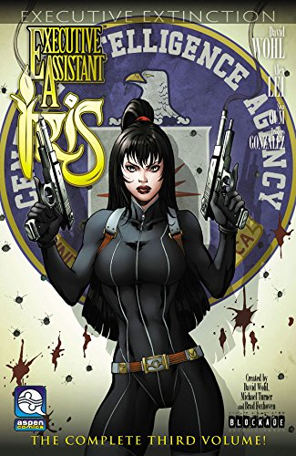 Executive Assistant: Iris Volume 3