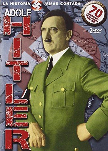 Adolf Hitler: La Historia Jamás Contada [DVD] 512pMxr21HL