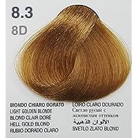 Dikson Drop Color - Tintura per Capelli 100ml 8.3 Biondo Chiaro Dorato ece4b1285e02