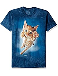 The Mountain Men's Pounce Peeps Adult Tee