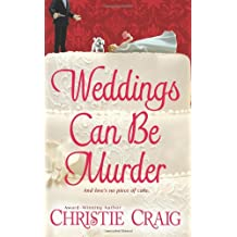 Weddings Can be Murder (Love Spell Contemporary Romanc)