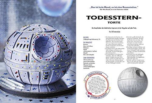 Star Wars™ Backbuch: Kuchen, Torten und Cookies - 5