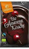 Landgarten Amarenakirschen in Zartbitterschokolade - Bio