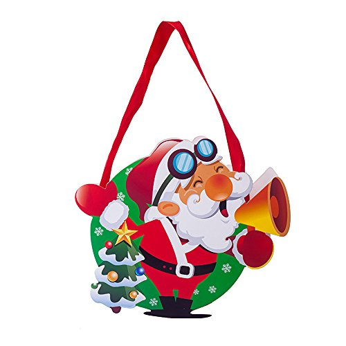 Frohe Weihnachten Candy Bag Snack Packet Kinder Haushalt -