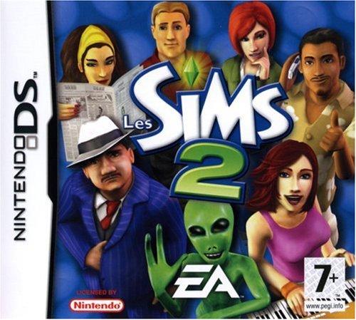 Les Sims 2 [Nintendo DS] [Importado de Francia]