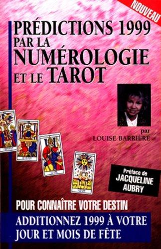 Predictions 1999.. numerologie