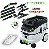 FESTOOL Absaugmobil CLEANTEX CTL 26 E + GRATIS Reinigungsset D 27 / D 36 S-RS