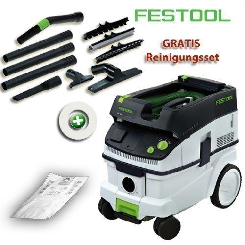 Preisvergleich Produktbild FESTOOL Absaugmobil CLEANTEX CTL 26 E + GRATIS Reinigungsset D 27 / D 36 S-RS