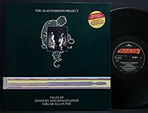 Alan Parsons Project, The - Tales Of Mystery And Imagination - Edgar Allan Poe - Mercury - 832 820-1