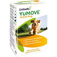 Lintbells YuMOVE Active Dog supplement for active dogs, 60 tablets