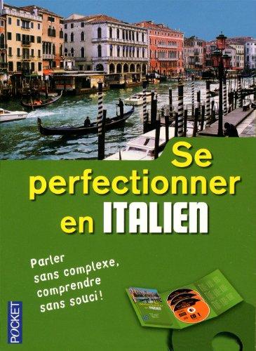 Coffret Se perfectionner en italien (livre + 3 CD)