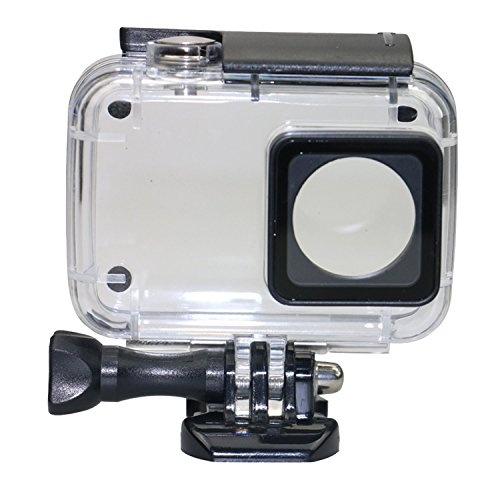 Galleria fotografica Kupton Case per Xiaomi 4K/ Yi 4K+/Yi Lite/YI Discovery Custodia Protettiva per Immersione Custodia Impermeabile 40m per Xiaoyi 4K Xiaomi II Yi Lite Action Camera con Staffa