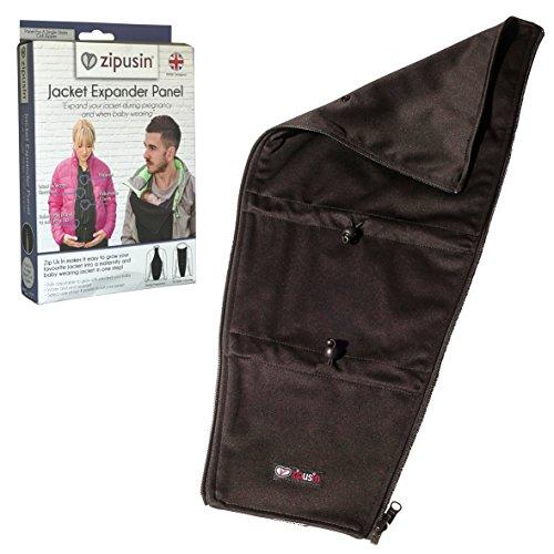 Jackenerweiterung - Verwandeln Sie ihre eigene Jacke oder Mantel in eine Mutterschafts oder Tragejacke (Mutterschaft-jacke)