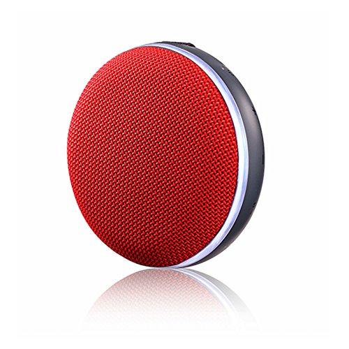 LG PH2 Portable Bluetooth Speaker Red