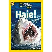 National Geographic KiDS Lesespaß: Haie: Bd. 3: Haie (Lesestufe 2 – für selbstständige Leser)
