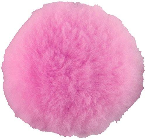 C.S.O. Nasenschoner Für Mexikanische Reithalfter Aus Echtem Lammfell - Pink
