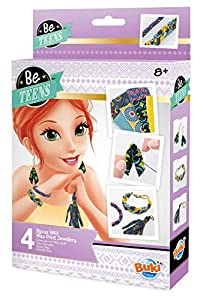 Buki France- Be Teens Joyas Wax, Color (BE208)