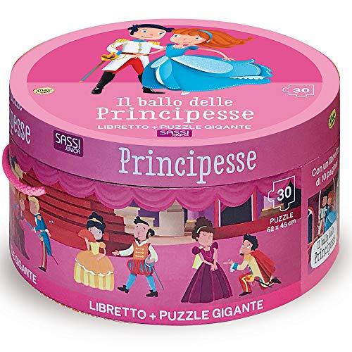 Il ballo delle principesse. Ediz. a colori. Con puzzle