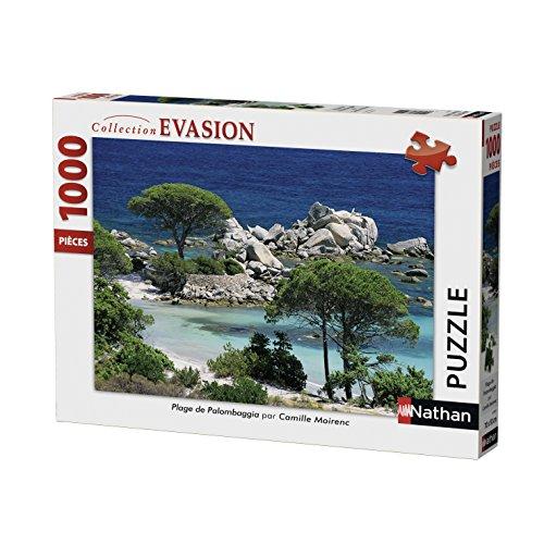 Ravensburger Nathan Spiaggia di Palombaggia, Corsica Puzzle