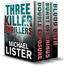 Three Killer Thrillers (English Edition)