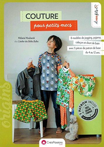 Coutures pour petits mecs par Melanie Moubarek