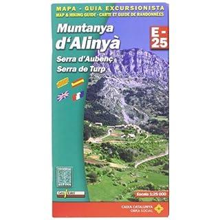 Muntanya d'Alinya - Serra d'Auben?? - de Turp by Alpina Editorial SL (2010-07-16)