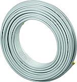 Uponor MLC Rohr Mehrschichtverbundrohr Alu Metallverbundrohr 16 x 2,0 mm 50 100 200 Meter zur Auswahl (50 M)