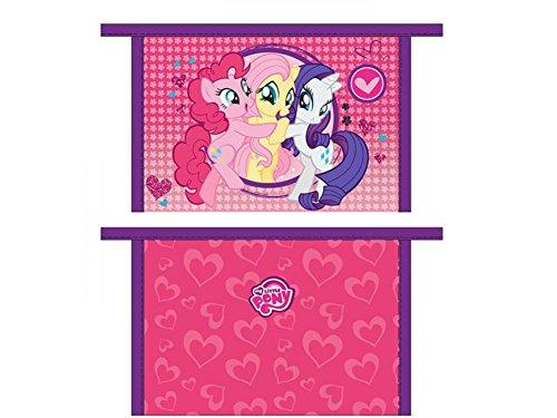 (My Little Pony Beauty Bag Kulturtasche Einhorn Kulturbeutel Kinder Waschtasche)
