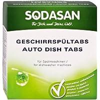 6 x 25 Stück SODASAN Geschirrspül-Tabs preisvergleich bei billige-tabletten.eu
