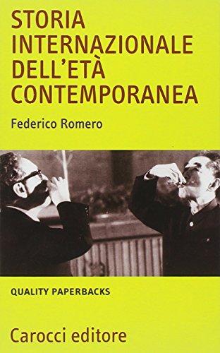 Storia internazionale dell'età contemporanea