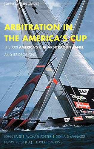 Arbitration In The Americas Cup