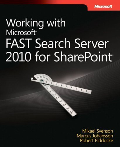 Working with Microsoft FAST Search Server 2010 for SharePoint by Mikael Svenson (2012-03-29)