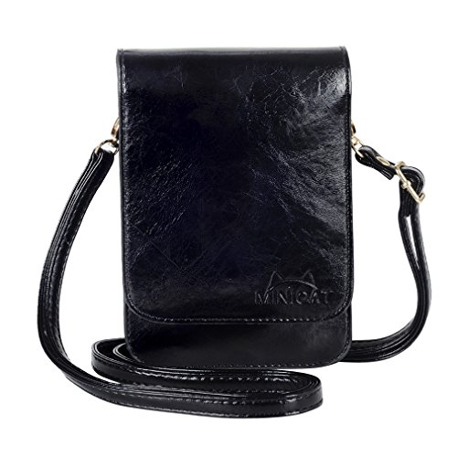 minicat-genuine-leather-multifunction-cross-body-cell-phone-purse-bag-with-touch-screen-window-mirro