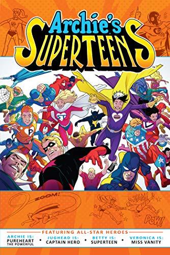 Archie's Superteens (English Edition)