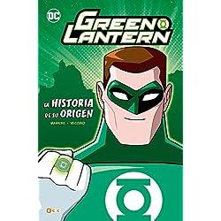 Green Lantern: La historia de su origen - Español
