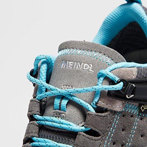 Meindl Ontario Gore-Tex Women's Hiking Shoes Grau