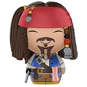 Funko piratas del Caribe Jack Sparrow Dorbz figura
