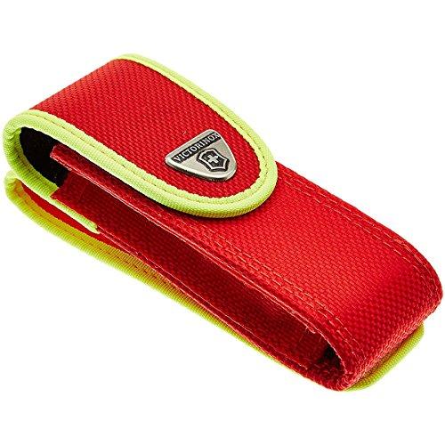Victorinox Zubehör Gürteltasche Nylon rot/gelb für Rescue Tool Mantel, One Size