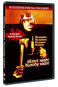 Silent Night Bloody Night [DVD] [1973] [Region 1] [US Import] [NTSC]