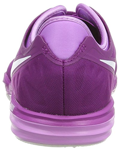 Nike Dual Fusion TR 3, Chaussures de Running Compétition femme Violet - Violett (Bld Brry/White-Mdm Brry-Fchs 500)
