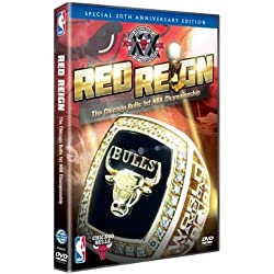 NBA - Red Reign: The Chicago Bulls 1st NBA Championship [Alemania] [DVD]