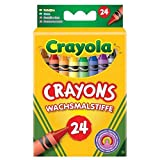 Den Crayola Crayons 24 pro Packung